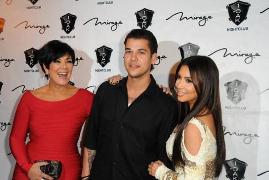 Hope your sex tape haunts you: Rob Kardashian to sister Kim