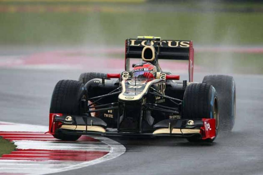 Lotus confident of no repeat of suspension issues in Barcelona test