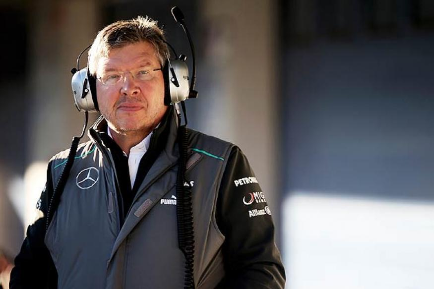 Ross Brawn is staying at Mercedes, says Lauda