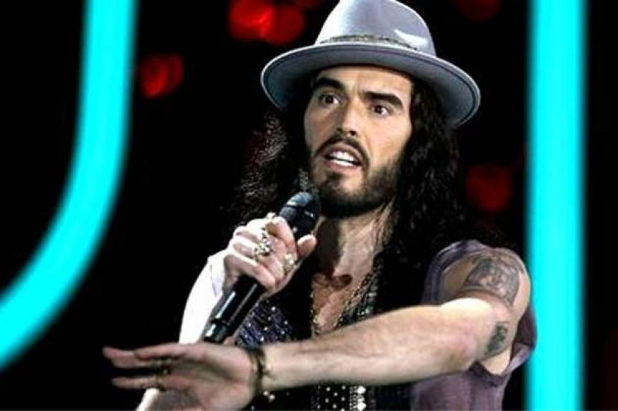 Russell Brand wants to walk down the aisle, again