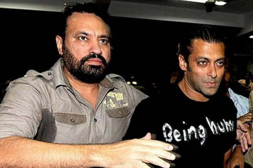 Salman to launch bodyguard Shera's son in B'wood