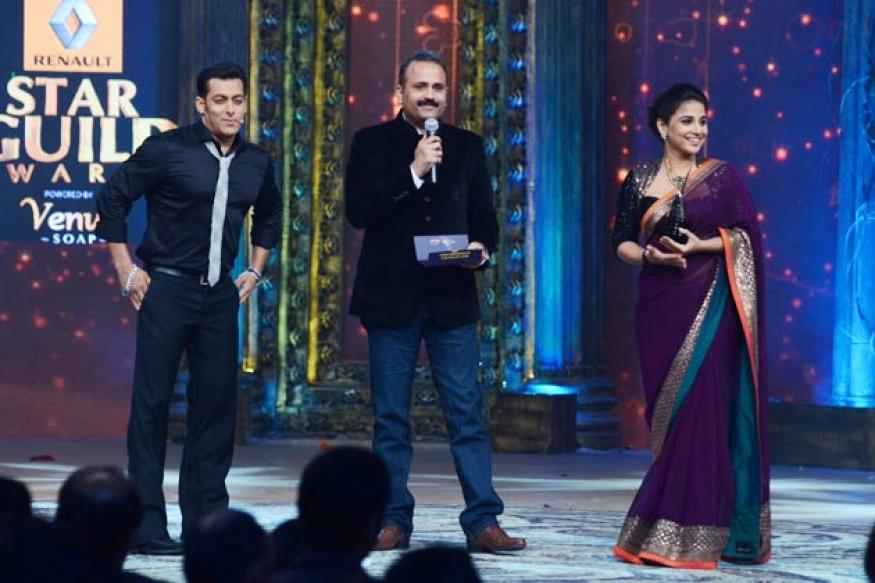 Salman: It's very difficult to host award functions