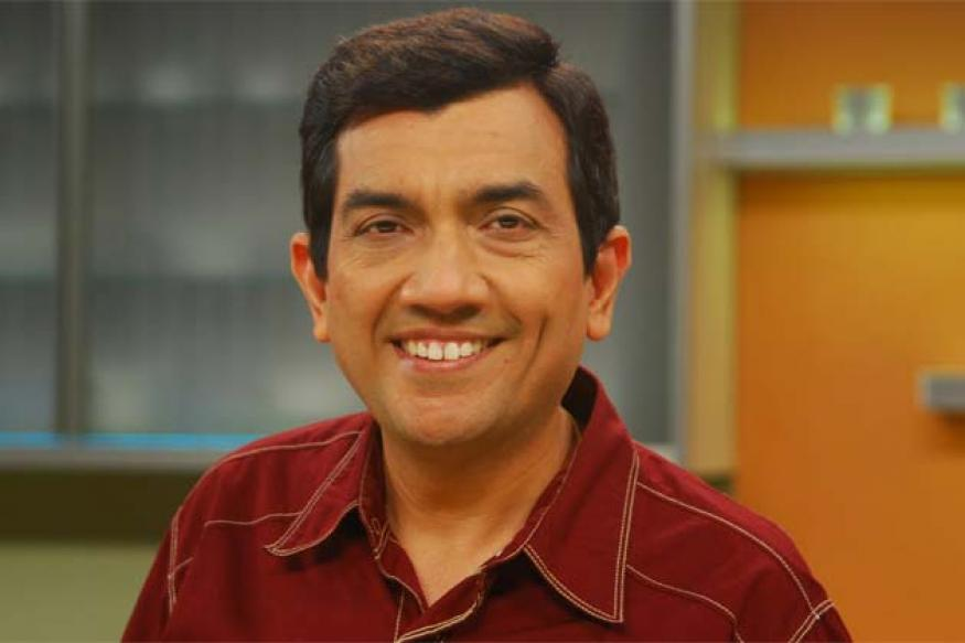 Celeb chef Sanjeev Kapoor makes his acting debut
