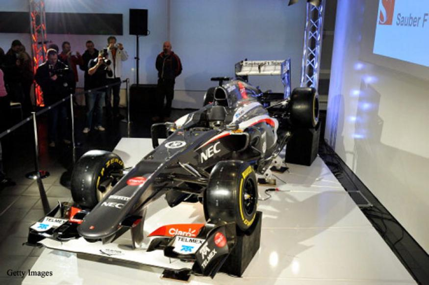 Sauber unveil new look car and two new drivers