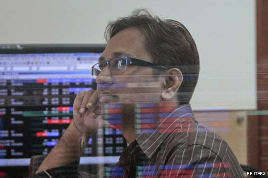 Sensex falls for 8th day; Bharti, HDFC among losers