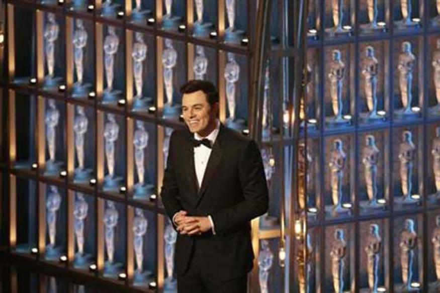 MacFarlane says 'no way' he would host Oscars again