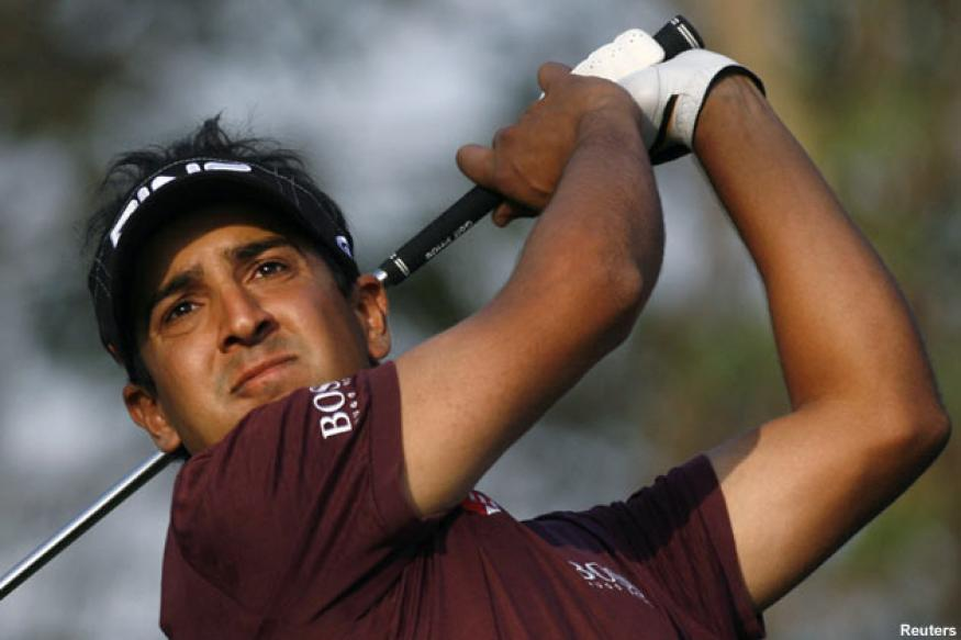 Shiv Kapur moves close to win with a four-shot lead at Kensville