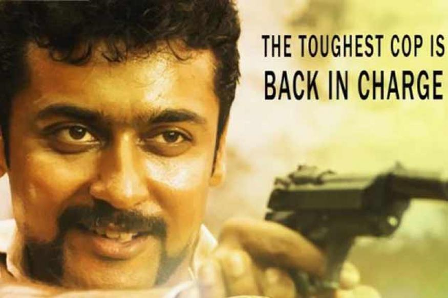 'Singam 2' First Look:  An upcoming Tamil action masala