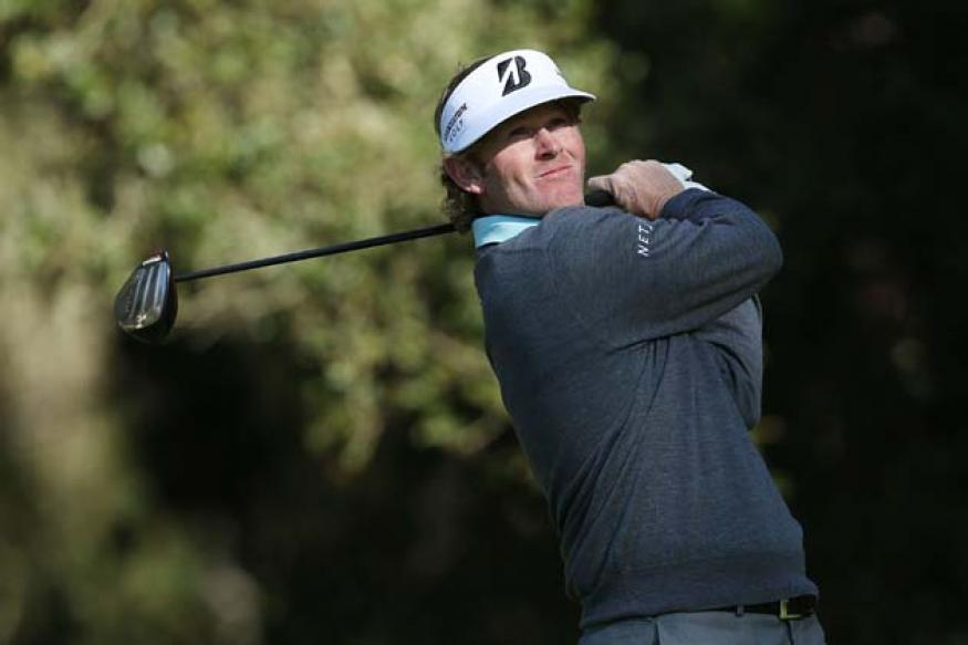Snedeker in tie for Pebble Beach lead
