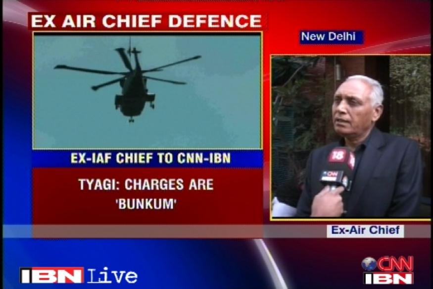 The circumstantial evidence and the Italian probe point to former Air Chief Marshal Tyagi's involvement: Jyoti Kamal