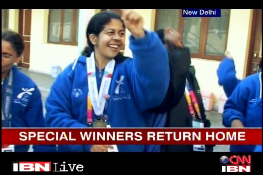 India shines with 46 medals at Special Winter Olympics