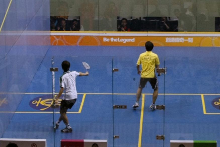 Sachin, Sehwag, Harbhajan back squash's Olympic bid