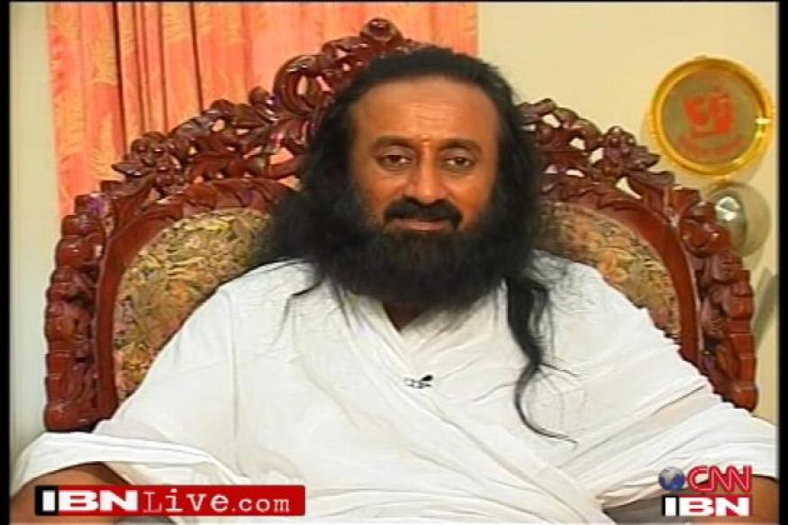 Sri Sri Ravishankar to raise awareness on women's safety