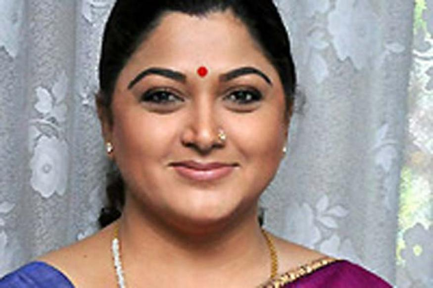 Tamil actress Khushboo's house been robbed