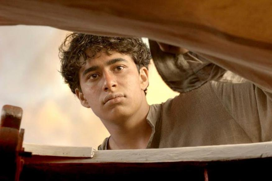 Indian actor Suraj Sharma loses rising star BAFTA