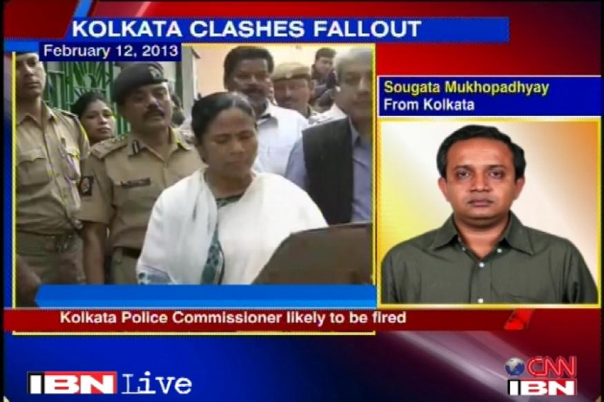 Kolkata college elections violence: Police Commissioner removed
