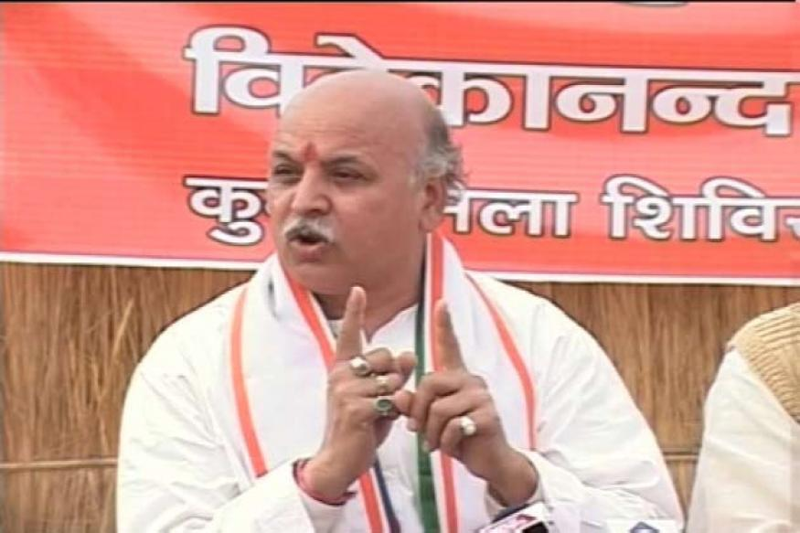 Ready to go to jail for Hindutva: Praveen Togadia