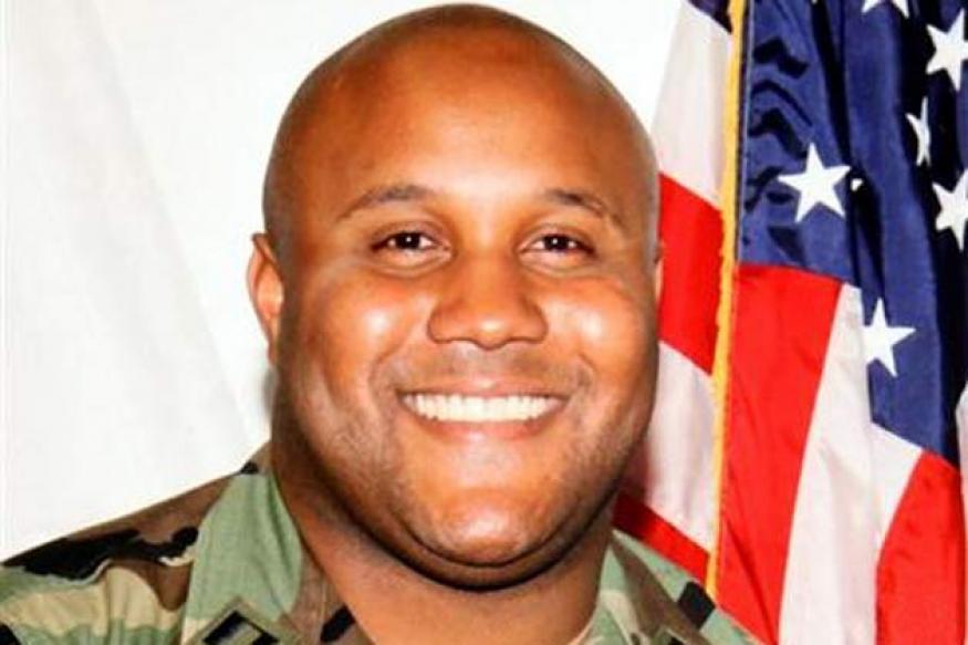 US: Body found in hideout of fugitive ex-LA cop