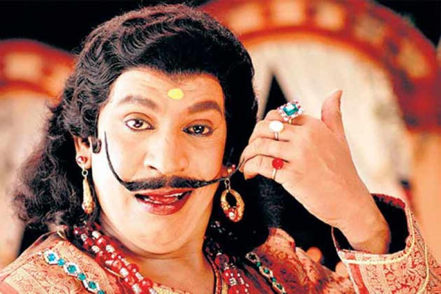 Tamil actor Vadivelu makes a come back in 'Potta Potti'