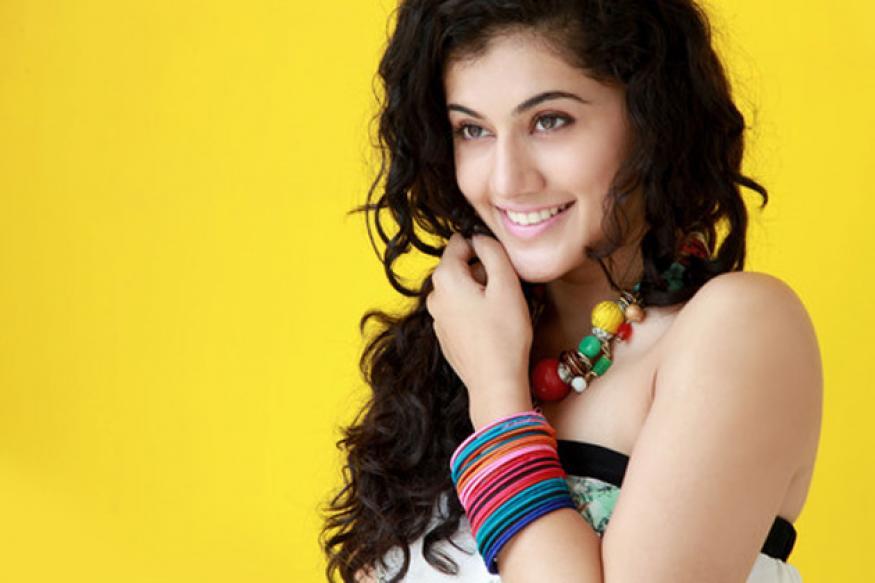Tamil actress Taapsee Pannu praises Ajith