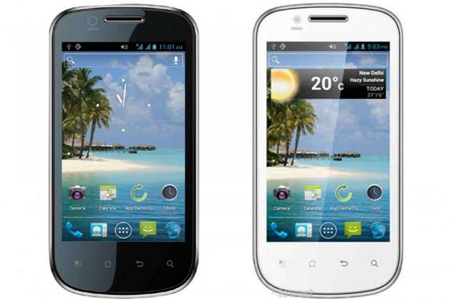 Videocon A27 with 4-inch display, Android 4.0 launched at Rs 5,999