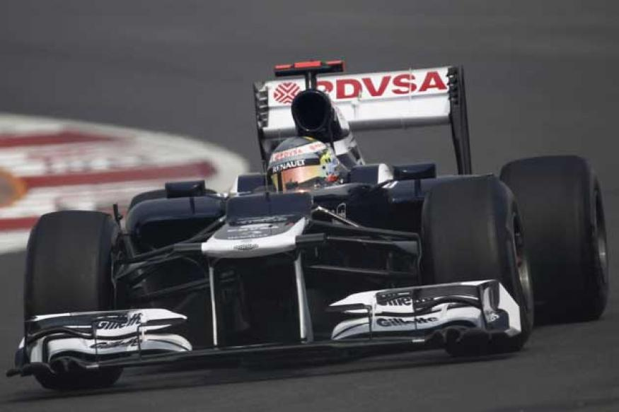 Williams ready for 2013 season with new car