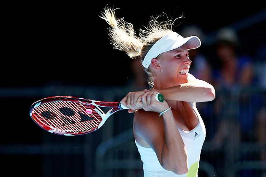 Wozniacki, Ivanovic win in Qatar