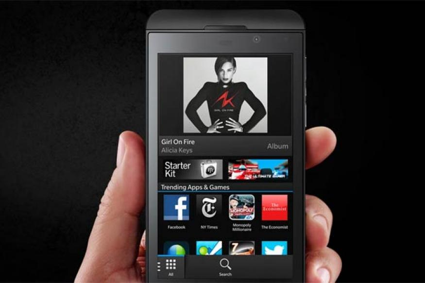 BlackBerry Z10 coming to US on March 22; Q 10 likely to be launched in May