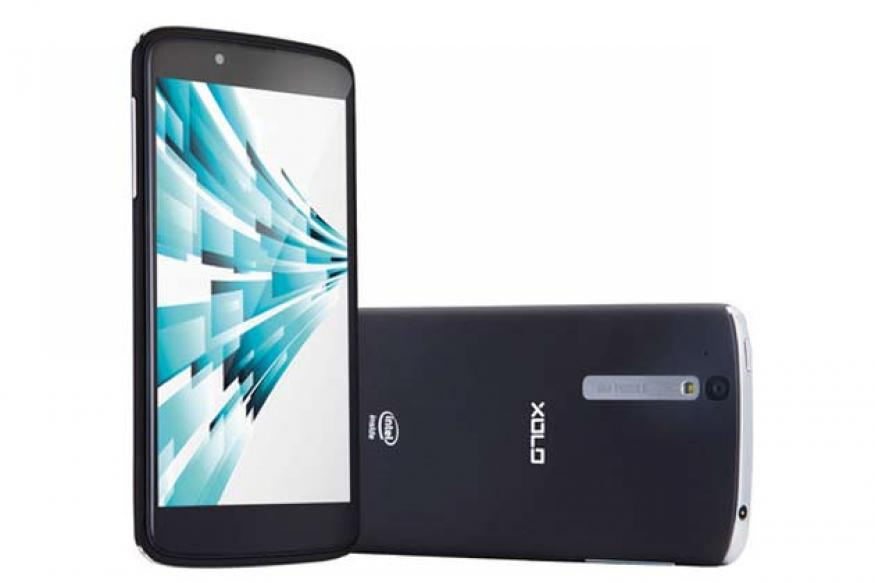 First Impressions: Intel-powered Xolo X1000 smartphone