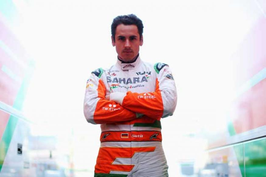 Sutil eager to make his second stint count