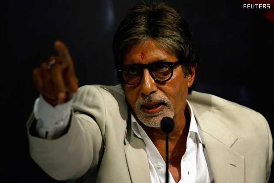 Amitabh Bachchan: The writing of 'Lincoln' is splendid