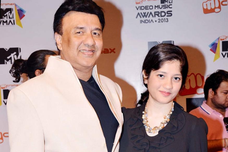 Snapshot: Anu Malik's daughter Anmol is all grown up!