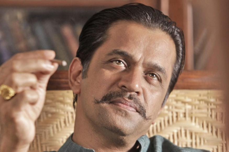 Action king Arjun awarded as the best male actor
