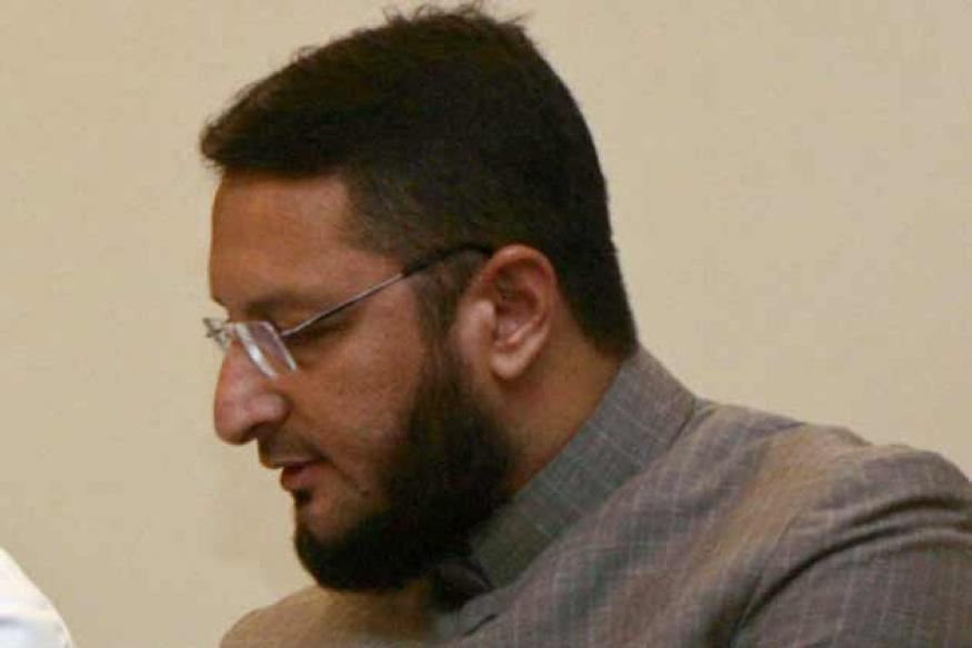 Asaduddin Owaisi detained for organising rally without permission