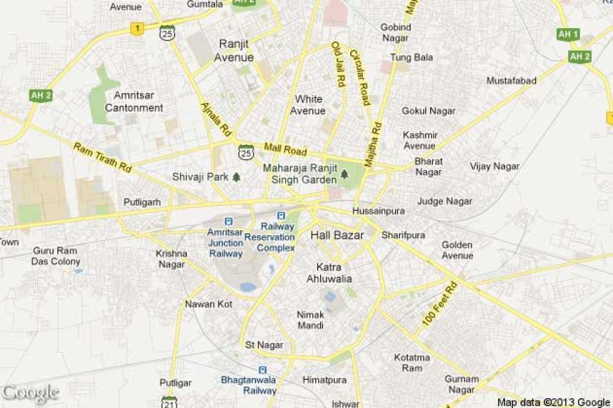 Amritsar: 11 men forcibly enter house, beat up girl, her family