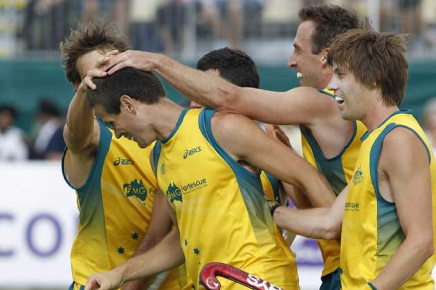 Australia thrash Pakistan 6-0 for second consecutive hockey win