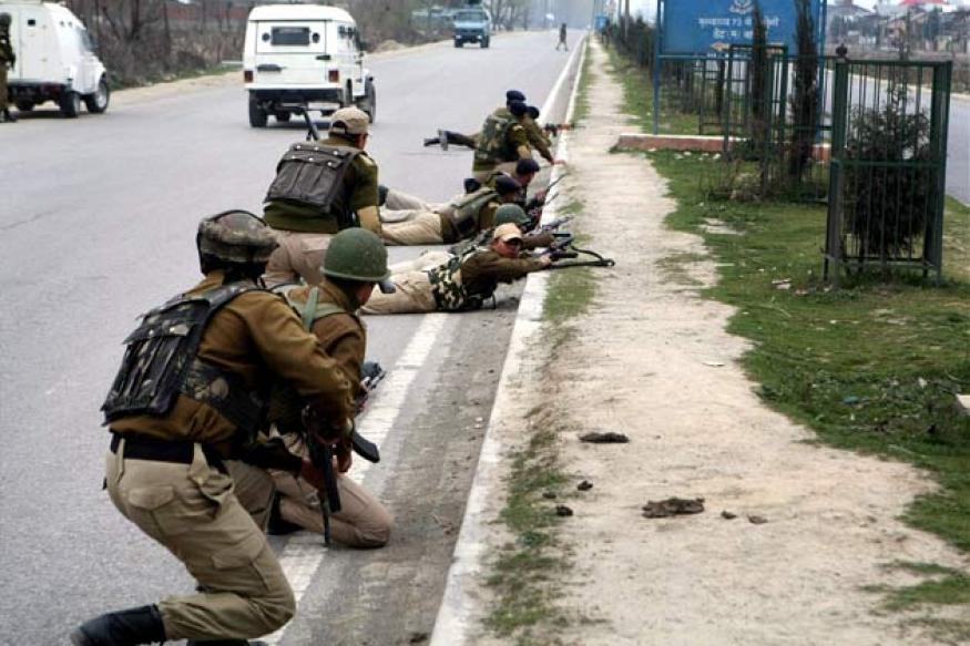 J&K  Police claim to have cracked CRPF camp attack case