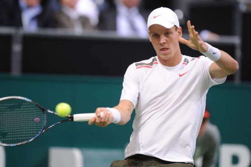 Tomas Berdych confirms participation in Aegon Championships