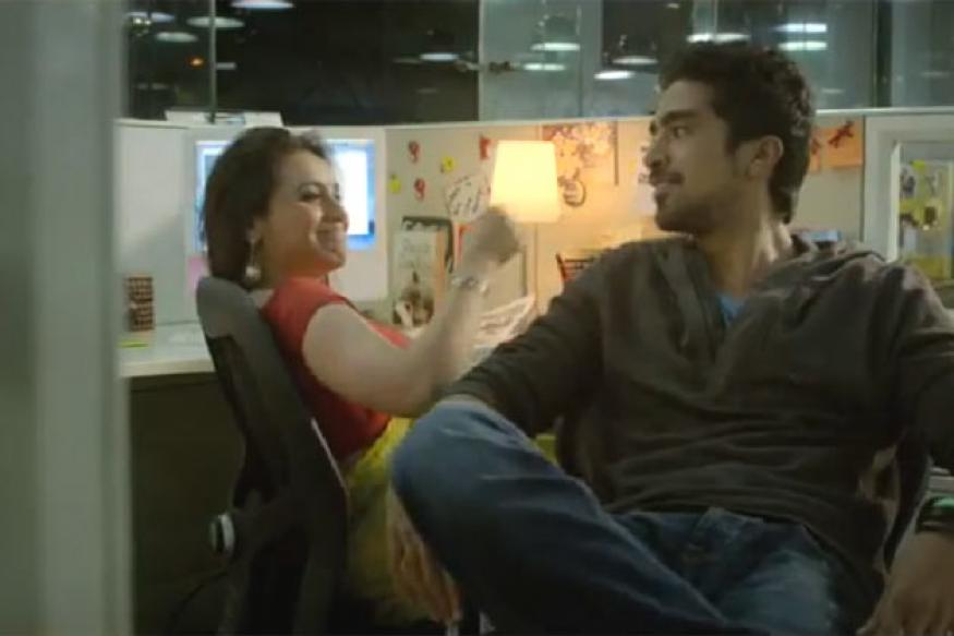 Bombay Talkies: Watch Rani Mukerji romance Randeep and Saqib