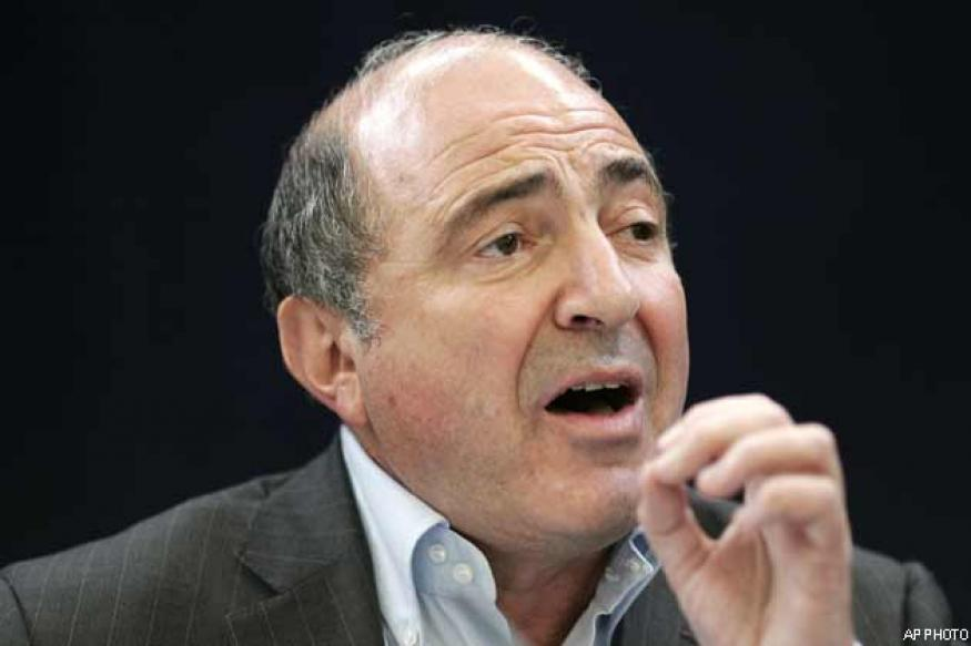 No sign of 3rd party in Berezovsky death: UK Police