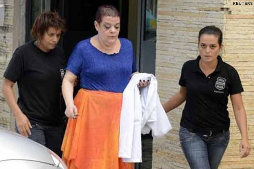 Brazilian doctor charged with 7 murders, may have killed 300