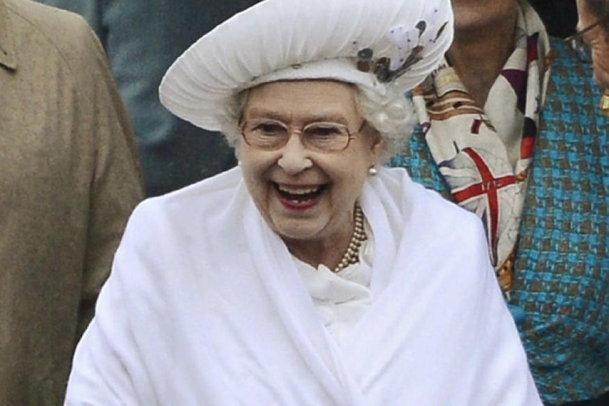 British Queen Elizabeth II hospitalised