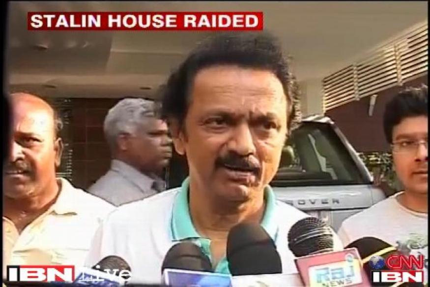CBI raid on Stalin will erode Cong strength in TN: Bhupendra Chaubey