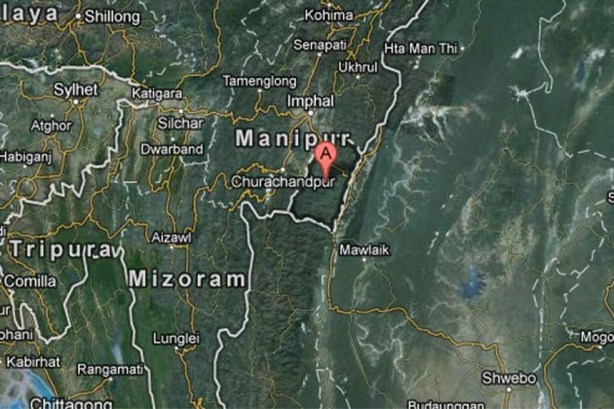 Blast in interior Manipur, 4 security personnel injured
