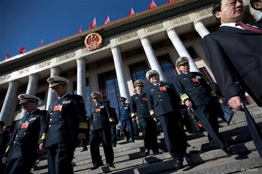 China hikes defence budget, spends three times more than India