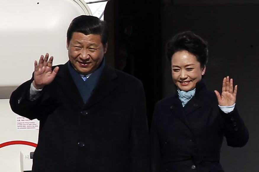 China censors online fan club for new First Lady