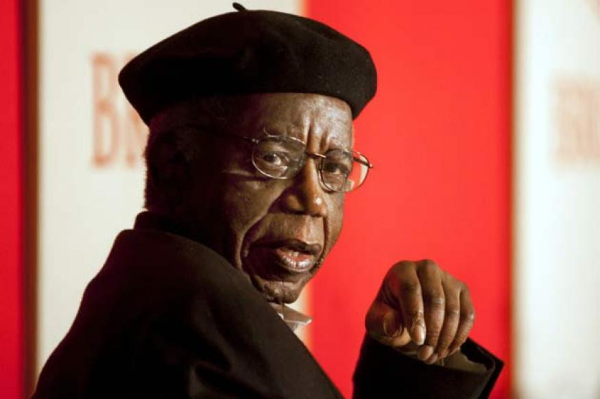 Chinua Achebe, celebrated Nigerian novelist, dies