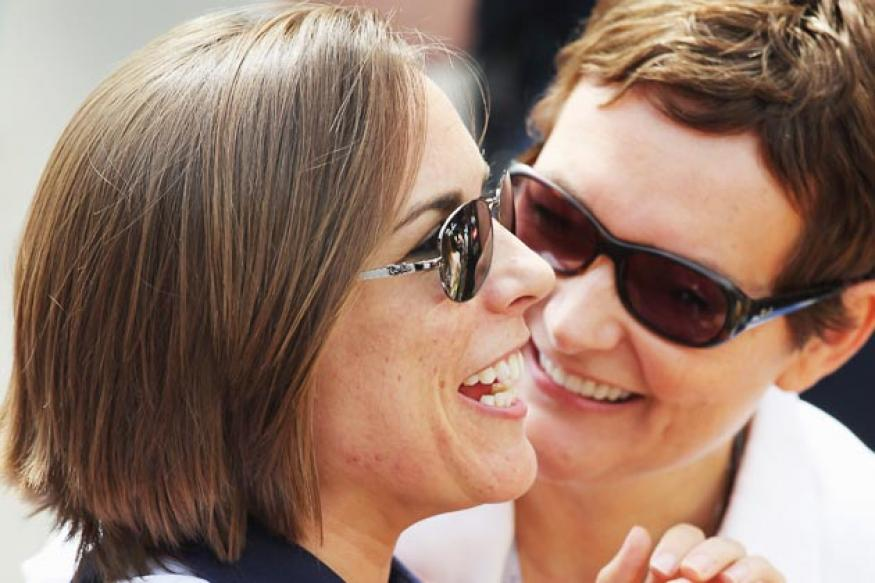 Claire Williams named Williams F1 deputy team principal