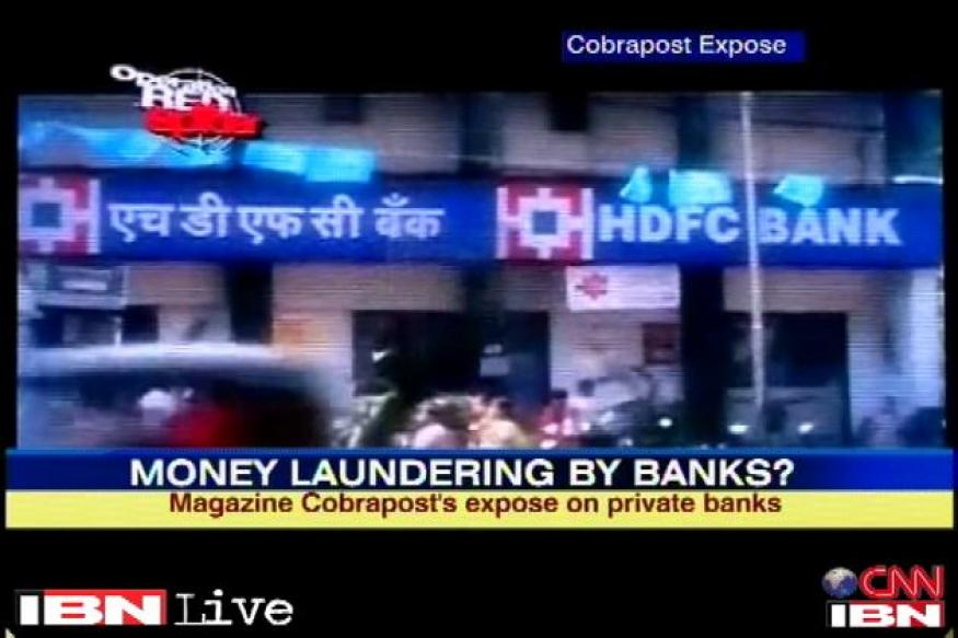 Money laundering by banks: CBDT orders probe into Cobrapost expose