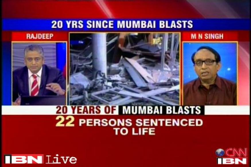 1993 Mumbai blasts: Police ex-chief blames ex-home minister for stalling Dawood's arrest
